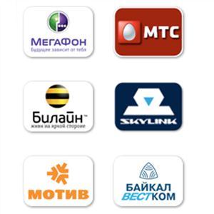 Операторы сотовой связи Бабушкина