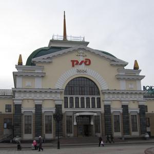 Железнодорожные вокзалы Бабушкина